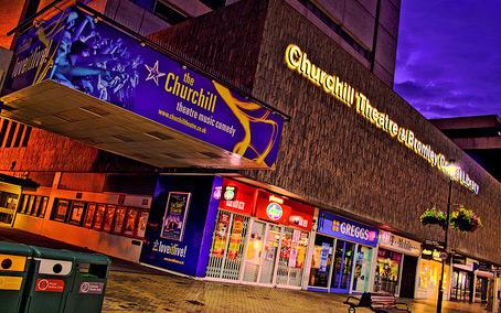 churchill-theatre