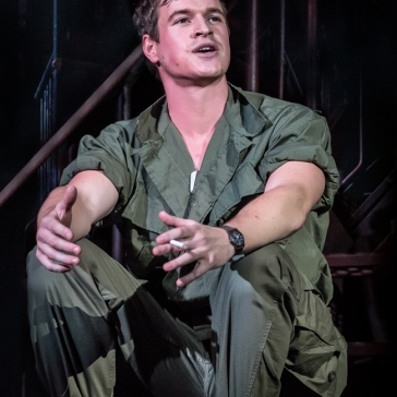 MISS SAIGON_ Ashley Gilmour 'Chris'_ Photo Johan Persson (2)(1)
